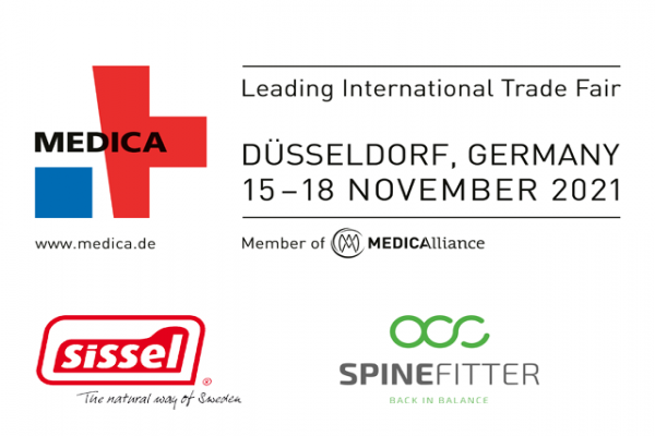 MEDICA  15. - 18.11.2021 - Düsseldorf