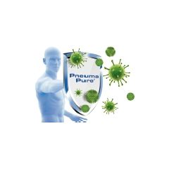 PneumaPure Hygiene Bettdecke, 200 x 130 x 1 cm