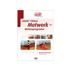 SISSEL Pilates DVD Mattenprogramm