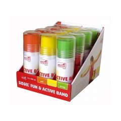 SISSEL Fun & Active Band 12er display