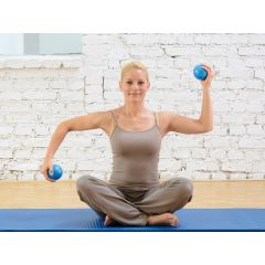 SISSEL® Pilates Toning Ball 2er-Set