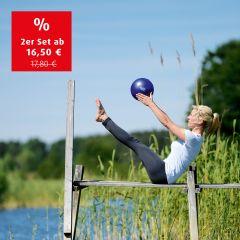 SISSEL Pilates Soft Ball blau