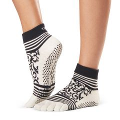 ToeSox Ankle Full Toe Beloved Small