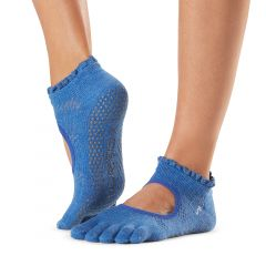 ToeSox Bella Full Toe Azure