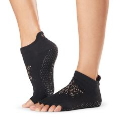 ToeSox Low Rise Half Toe Dasher