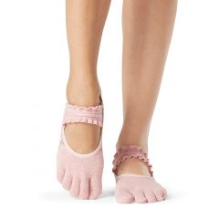 ToeSox Mia Full Toe Heartwood